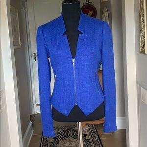 NWOT I.N.C. Royal Blue Blazer